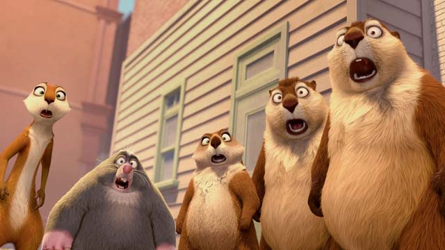 'The Nut Job' Theatrical Trailer 2