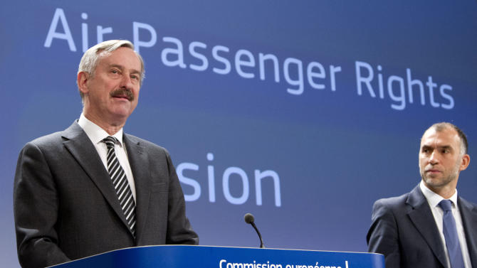 EU seeks better passenger rights