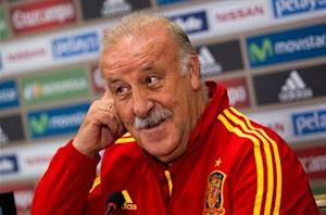 Del Bosque: No one ruled out for World Cup — 'much less Carles Puyol'