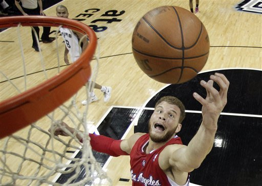 Clippers' Griffin out of Olympics with knee injury