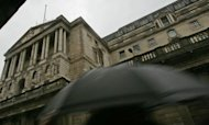 Bank Of England Offers Loans To Spark Economy