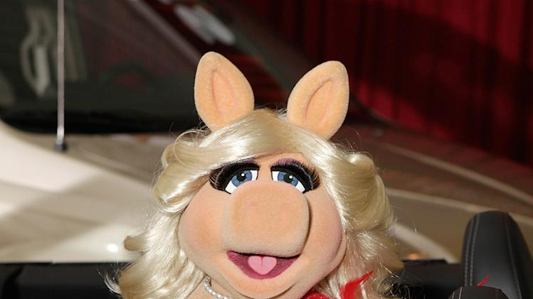 The Muppets 2011 Miss Piggy