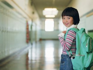 The Best Real Mom Advice on the First Day of School