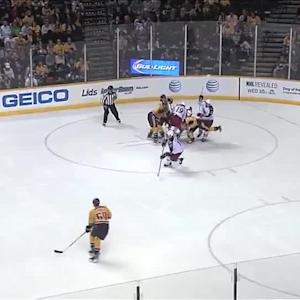 Columbus Blue Jackets at Nashville Predators - 03/08/2014