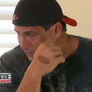 Exclusive: Jose Canseco Sobs Over Shooting His Finger