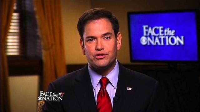 """Rubio: """"Optimistic"""" immigration plan can pass"""