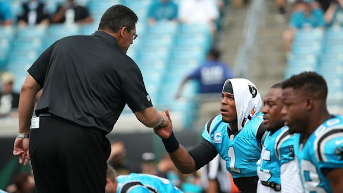 NFL Power Rankings: Panthers claim the top spot