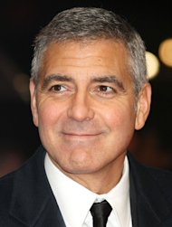 George Clooney auctions himself for charity