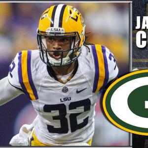 120 NFL Mock Draft: Green Bay Packers Select Jalen Collins