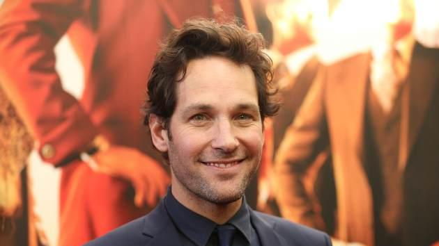 Paul Rudd arrives at the 'Anchorman 2: The Legend Continues' Australian premiere on November 24, 2013 in Sydney, Australia -- Getty Images