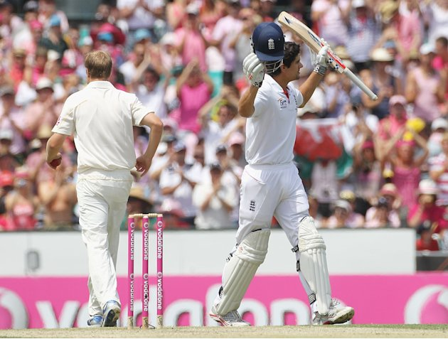 Fifth Test - Australia v England: Day Three