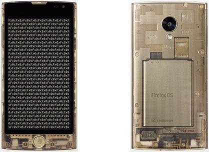 New Firefox Fx0 Phone Is So Open It's See-Through