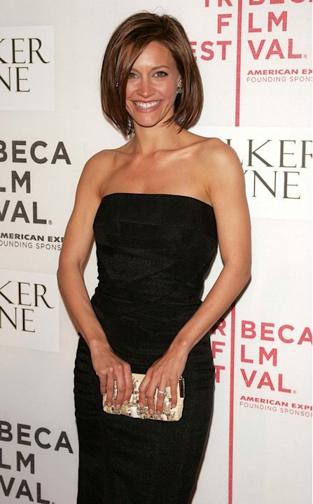 "KaDee Strickland at the 5th Annual Tribeca Film Festival -  "" Walker Payne"" Premiere."