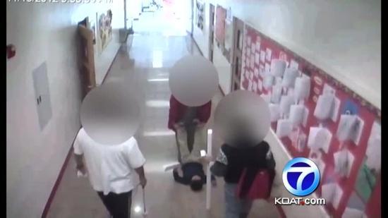2 won't face charges for dragging student