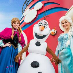 'Frozen' Coming to Disney Cruises This Summer