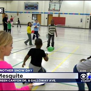 Mesquite Offers Last Minute Care When Schools Closed For Bad Weather