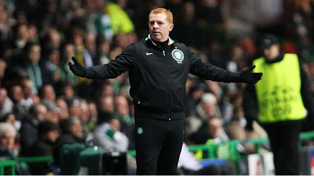Football - Lennon furious at set-piece tussles