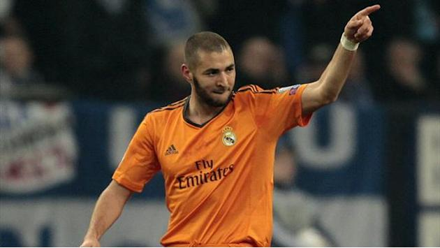 Champions League - Injured Benzema out of Schalke clash