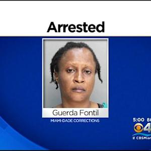 Police: Woman Arrested For Hitting Child And Fighting Parents