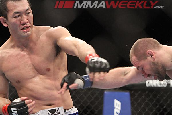 UFC Releases Its No.6 Ranked Middleweight, Yushin Okami