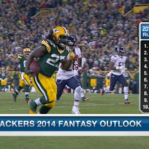 Green Bay Packers 2014 fantasy outlook
