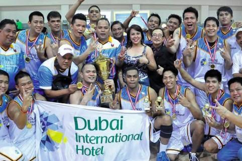 DIH down Crowne Plaza to retain Inter-Hotel Division title