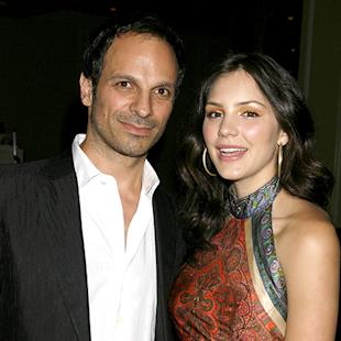 "Katharine McPhee, Husband Nick Cokas ""Working on Their Marriage"" After Her Fling With Married Director"