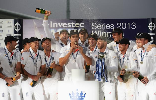 England v Australia: 5th Investec Ashes Test - Day Five