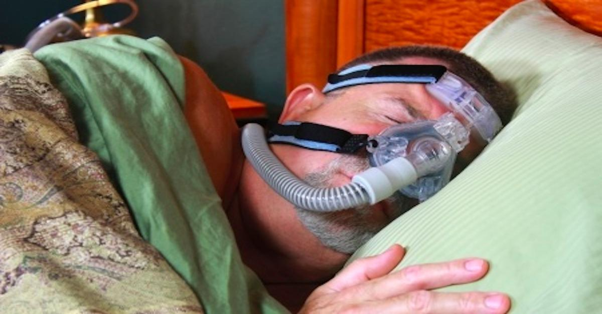 Here's an alternative to CPAP that cures snoring.