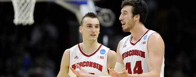 Wisconsin stars take aim at doubters