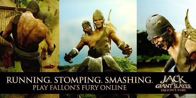 Click above to play the Jack the Giant Slayer Fallon&amp;#39;s Fury game