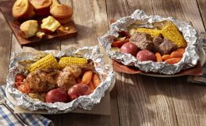 They're Back, Cracker Barrel Campfire Meals Heat up Excitement Again