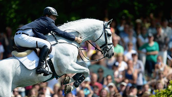 German Jumping & Dressage Grand Prix 2012 - Day 4