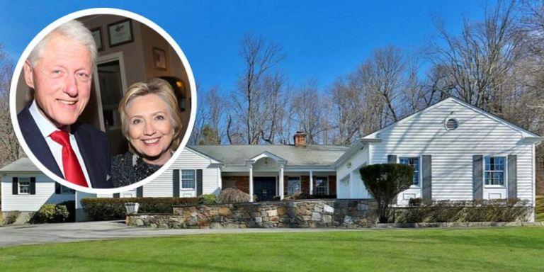 Hillary Clinton Just Bought a White House for $1.16 Million