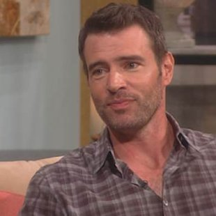 Scott Foley visits Access Hollywood Live, May 2013 -- Access Hollywood