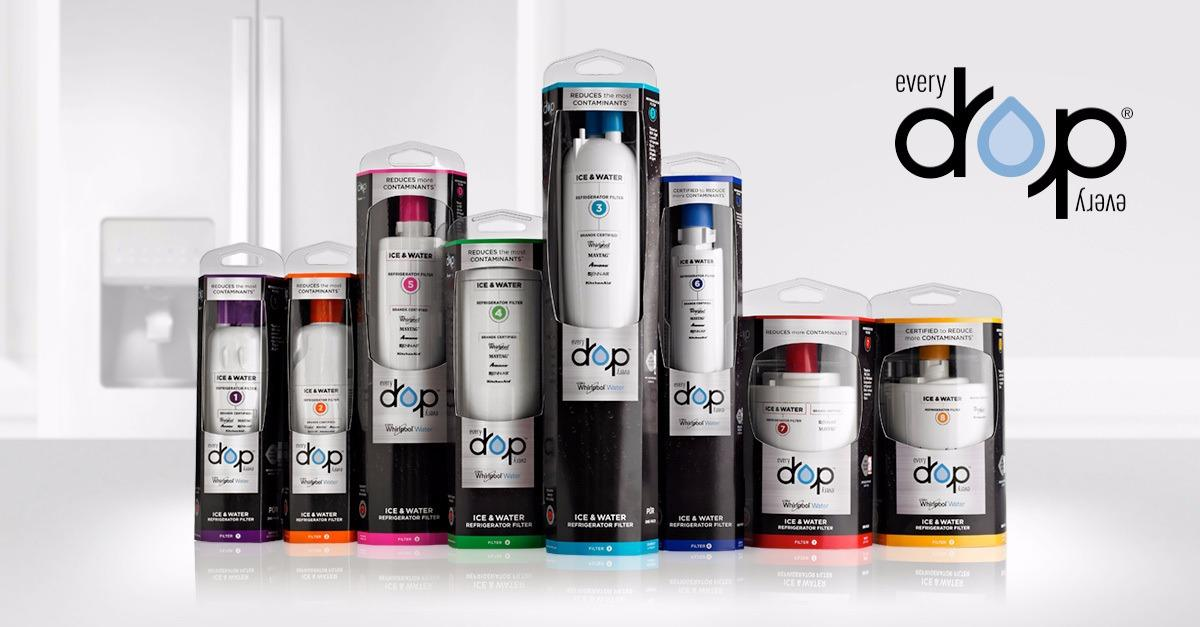EveryDrop® - Refrigerator & Portable Water Filters