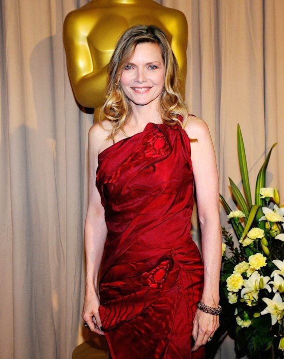 Michelle Pfeiffer Oscars