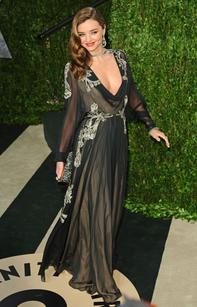 oscars 2013 fashion who wore what all the best and worst