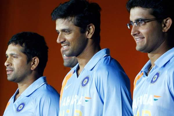 Rahul is at present the oldest active Test cricketer. Sachin Tendulkar is 3 months younger to him. The both of them along with Sourav Ganguly are often referred to as the 'Class of '73'.