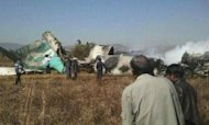 Four Brits Injured In Burma Plane Crash