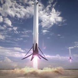 WATCH: How SpaceX Will Reuse Its Rockets Is Pretty Remarkable
