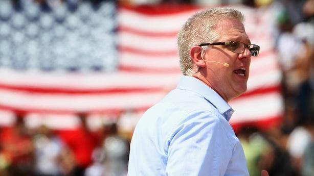 Glenn Beck Flees New York City