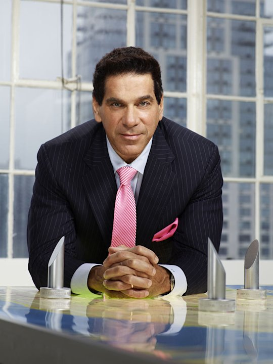 "Lou Ferrigno competes in the 12th season of ""The Celebrity Apprentice."""