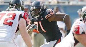 Bears' Idonije could lose starting job