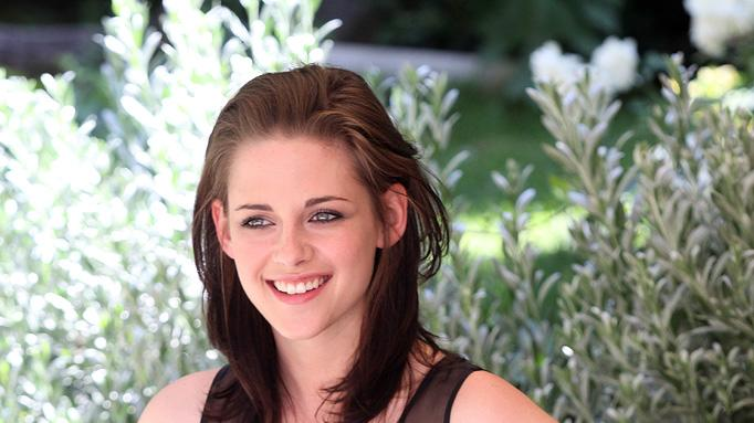 Twilight Saga Eclipse Rome Photocall 2010 Kristen Stewart