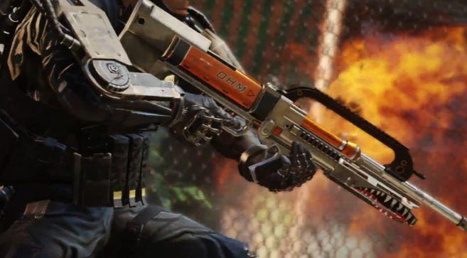 First Look at Call of Duty: Advanced Warfare's Newest Directed Energy Gun