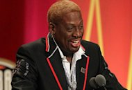 Dennis Rodman | Photo Credits: Jim Rogash/Getty Images