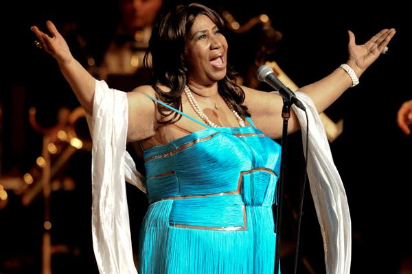 Aretha Franklin to Be Honored By Major League Baseball