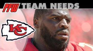 Kansas City Chiefs: 2013 team needs