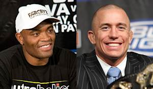With New Breeds Rising, the Time is Now for Georges St-Pierre vs. Anderson Silva Superfight